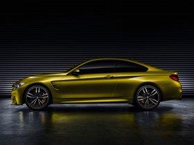 Ver foto 2 de BMW M4 Coupe Concept 2013