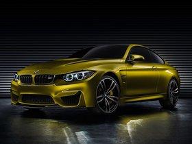 Fotos de BMW M4 Coupe Concept 2013