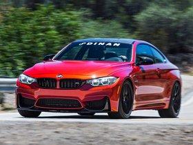 Ver foto 9 de BMW M4 Coupe Dinan S1  2015