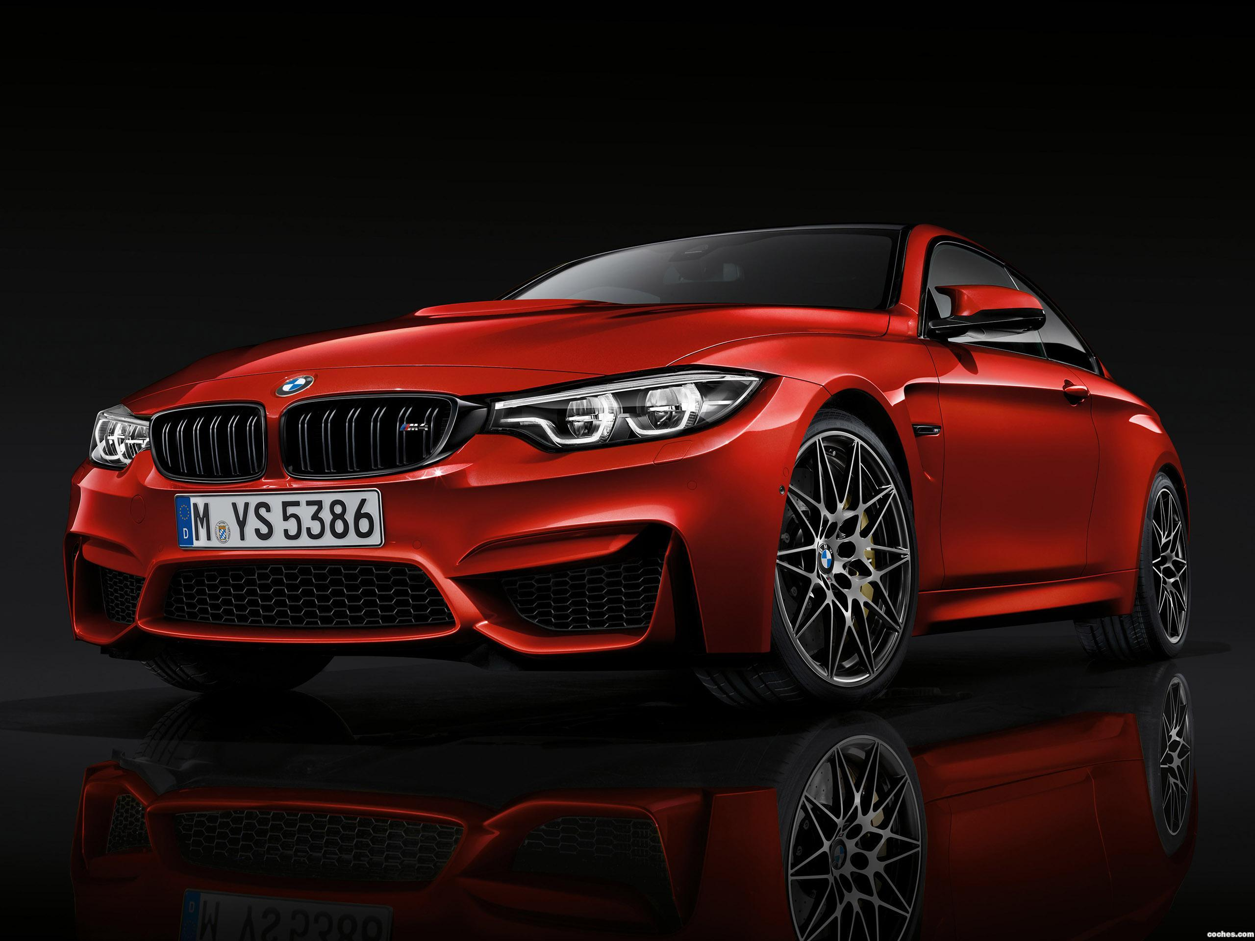 Foto 2 de BMW M4 Coupe F82 2017