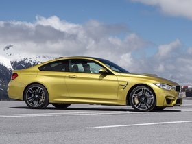 Ver foto 8 de BMW M4 Coupe F82 UK 2014