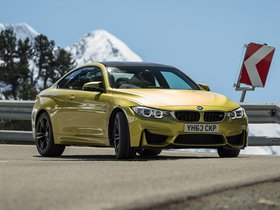 Ver foto 6 de BMW M4 Coupe F82 UK 2014