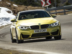 Ver foto 5 de BMW M4 Coupe F82 UK 2014