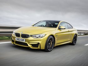 Ver foto 4 de BMW M4 Coupe F82 UK 2014