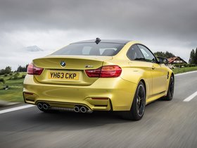 Ver foto 3 de BMW M4 Coupe F82 UK 2014
