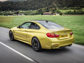 Ver foto 2 de BMW M4 Coupe F82 UK 2014