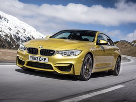 Ver foto 1 de BMW M4 Coupe F82 UK 2014