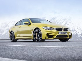 Ver foto 12 de BMW M4 Coupe F82 UK 2014