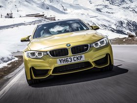 Ver foto 9 de BMW M4 Coupe F82 UK 2014