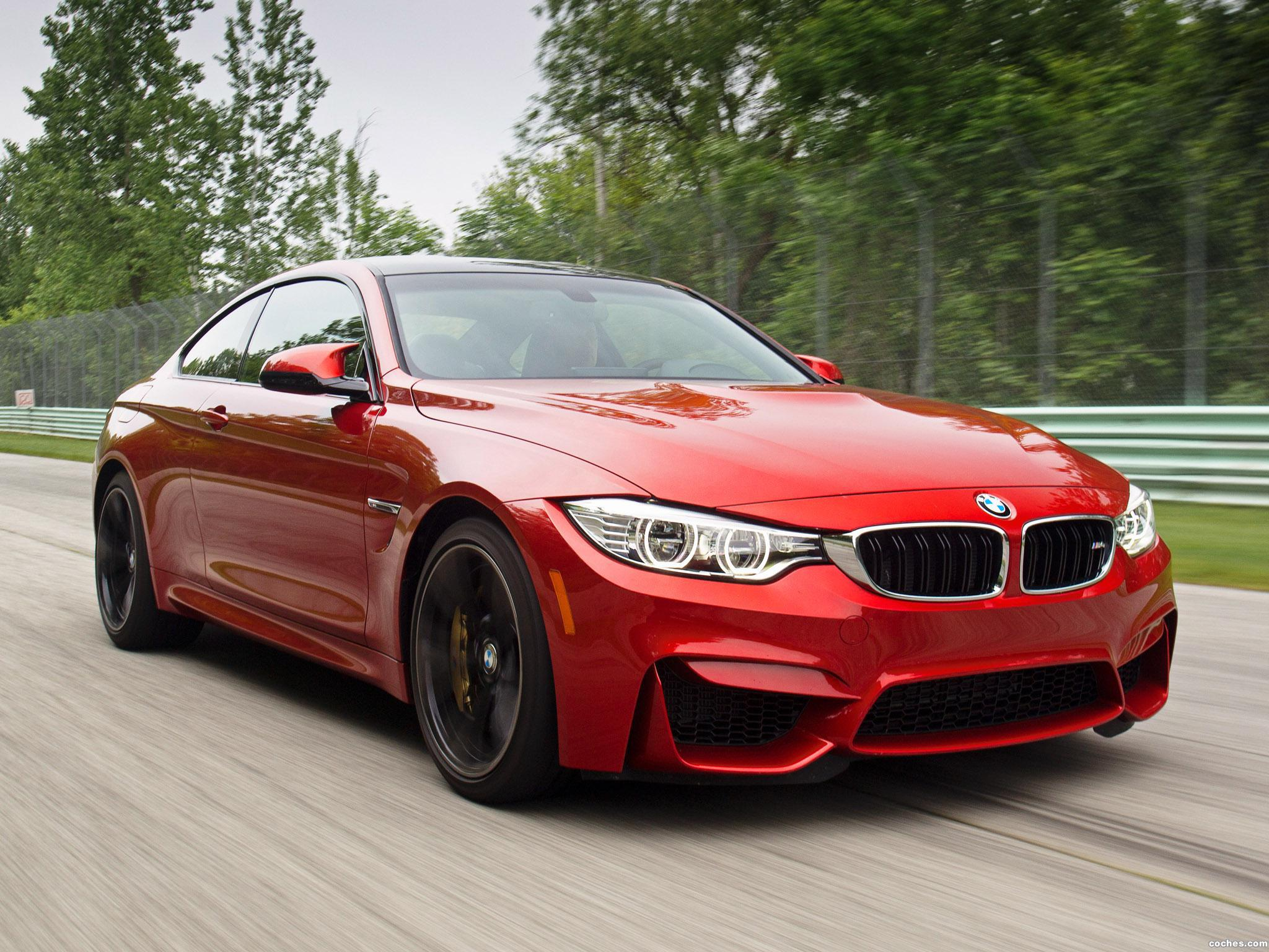 Foto 0 de BMW M4 Coupe F82 USA 2014