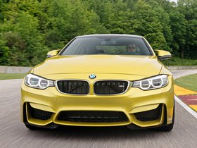 Ver foto 7 de BMW M4 Coupe F82 USA 2014