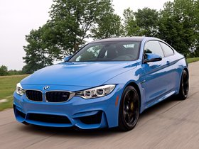 Ver foto 3 de BMW M4 Coupe F82 USA 2014