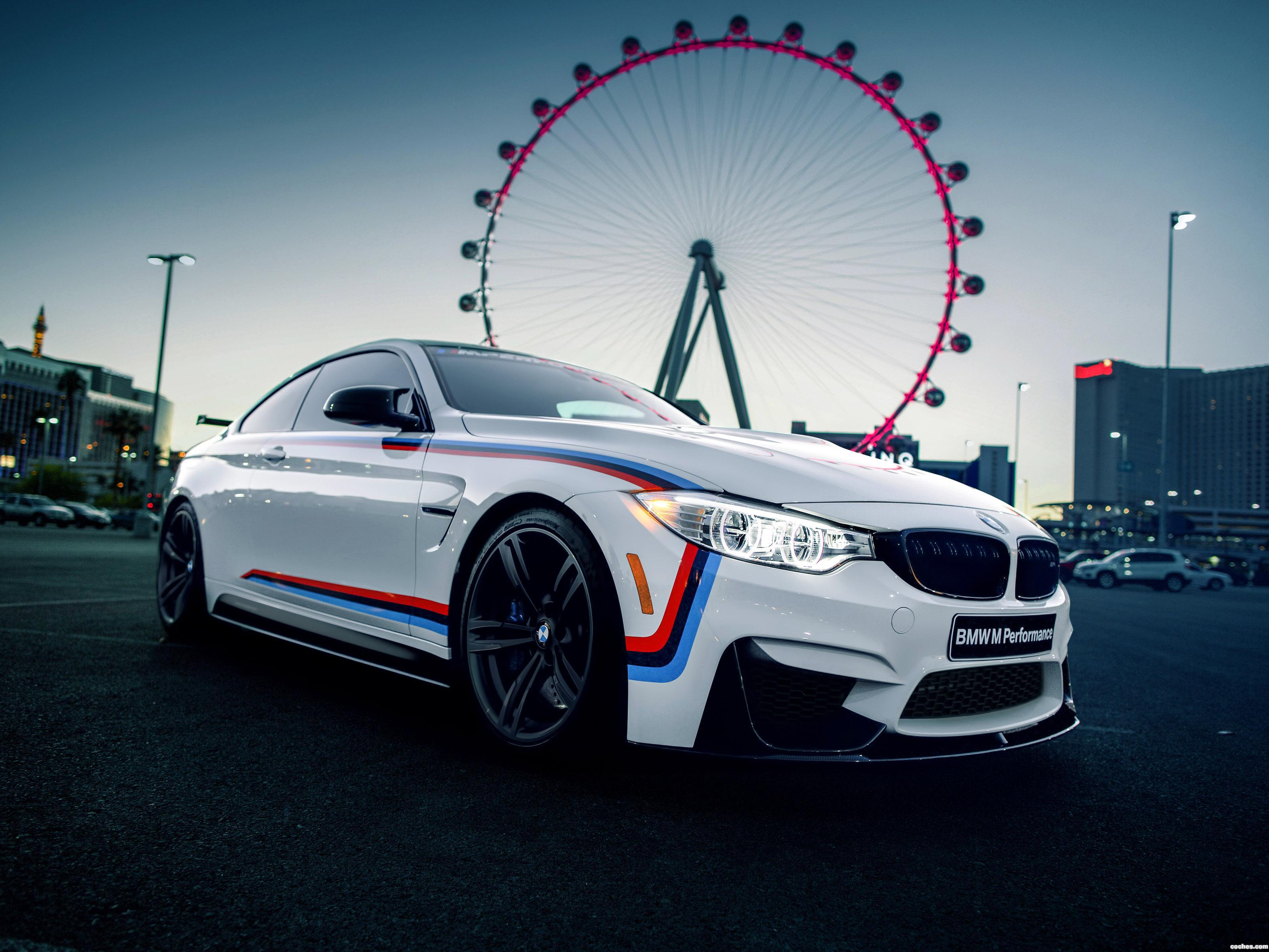 Foto 0 de BMW M4 Coupe M Performance Accessories F82 USA 2014