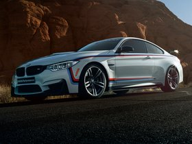 Ver foto 5 de BMW M4 Coupe M Performance Accessories F82 USA 2014