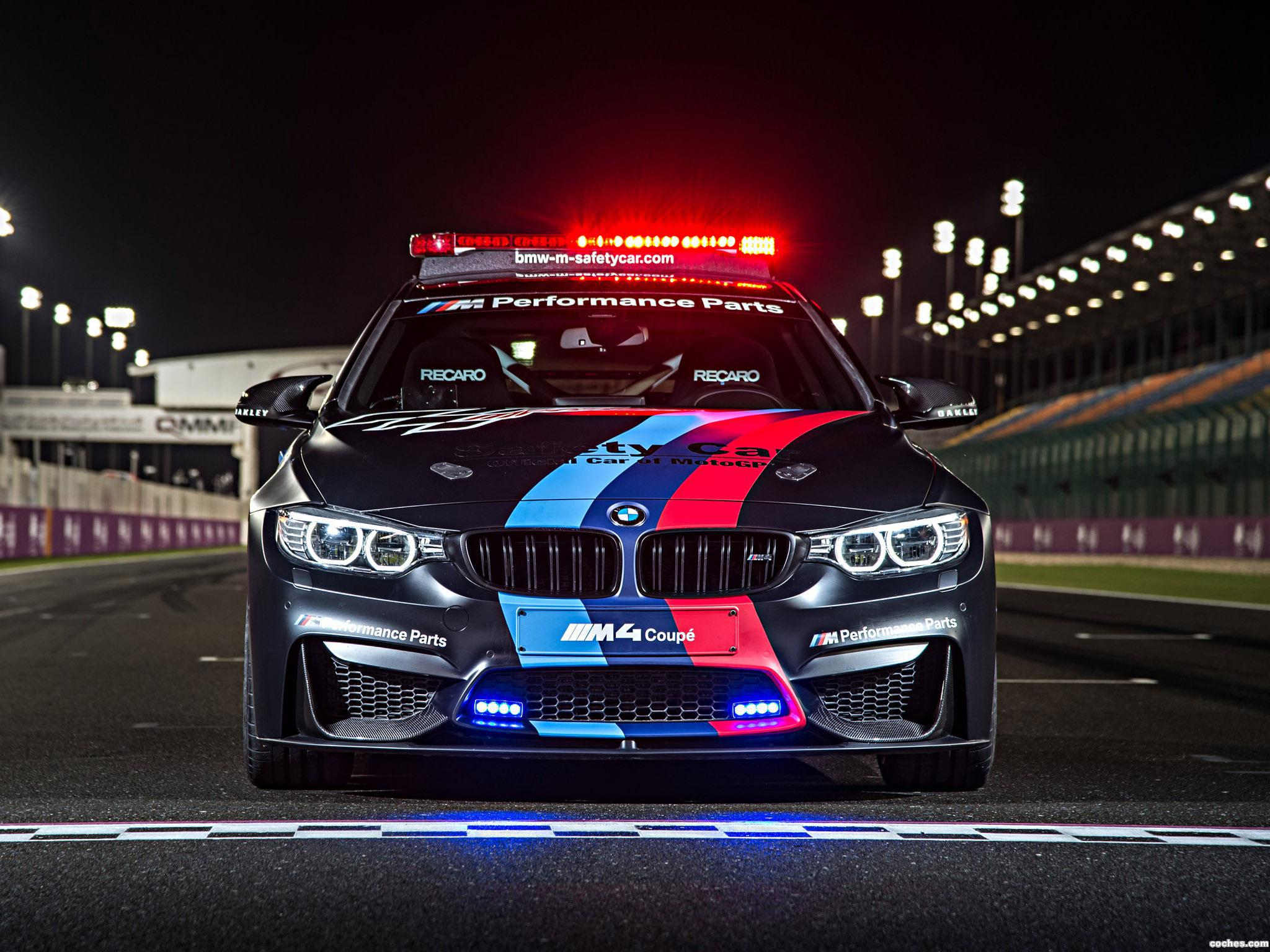 Foto 10 de BMW M4 Coupe MotoGP Safety Car F82 2015