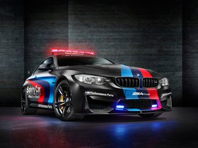 Ver foto 4 de BMW M4 Coupe MotoGP Safety Car F82 2015