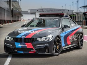 Ver foto 2 de BMW M4 Coupe MotoGP Safety Car F82 2015
