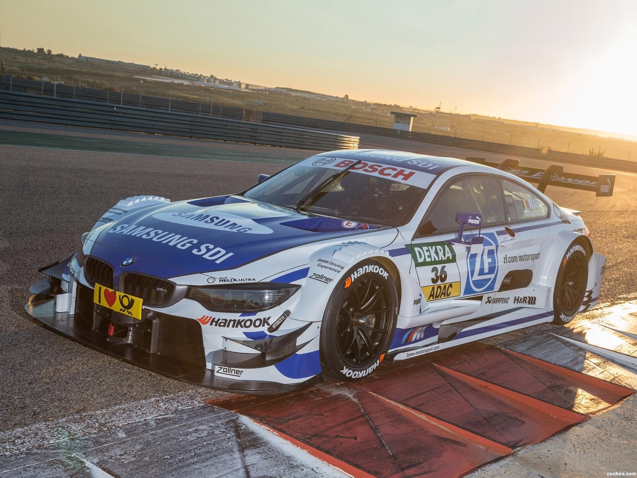 Foto 0 de BMW M4 DTM 2015