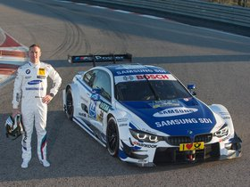 Ver foto 5 de BMW M4 DTM 2015