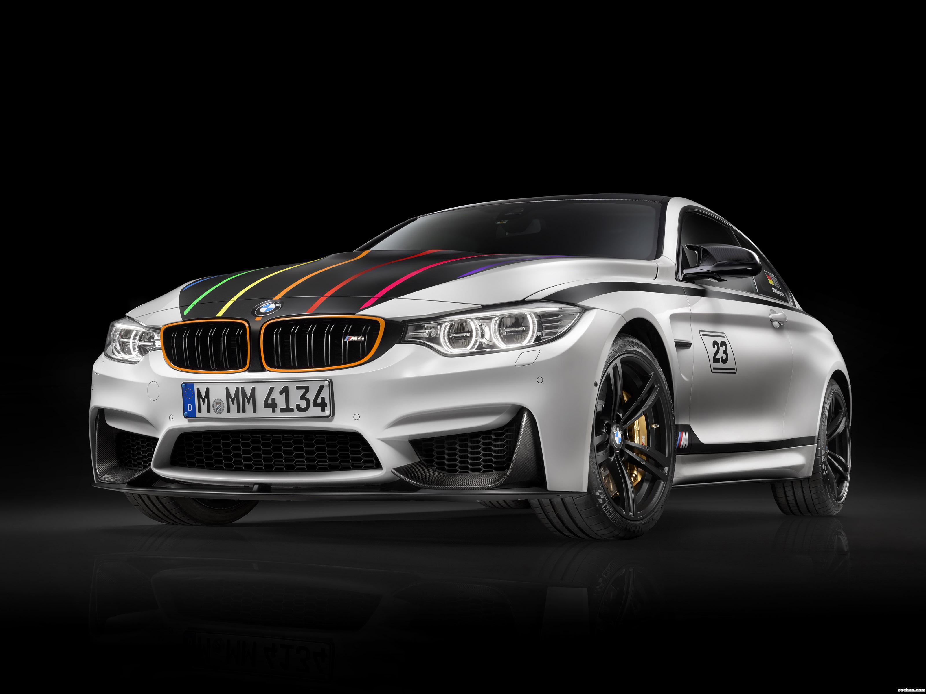 Foto 0 de BMW Serie 4 M4 DTM Champion Edition F82 2014