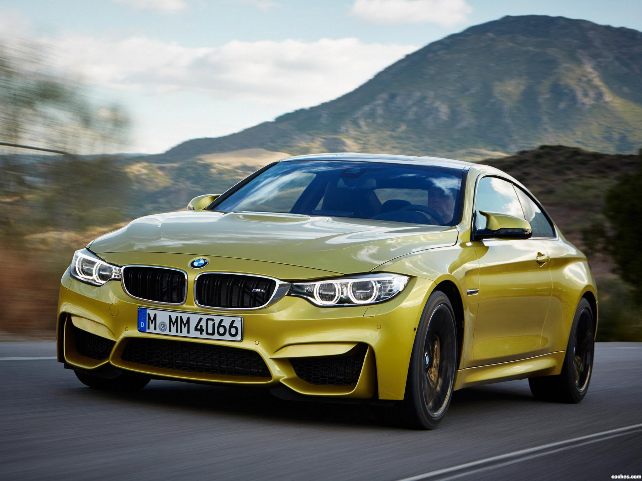 Foto 0 de BMW M4 F32 2014