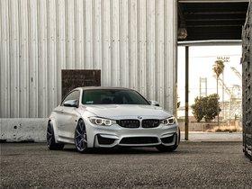 Ver foto 3 de BMW M4 Klassen Midnight Frost M52R Wheels 2015