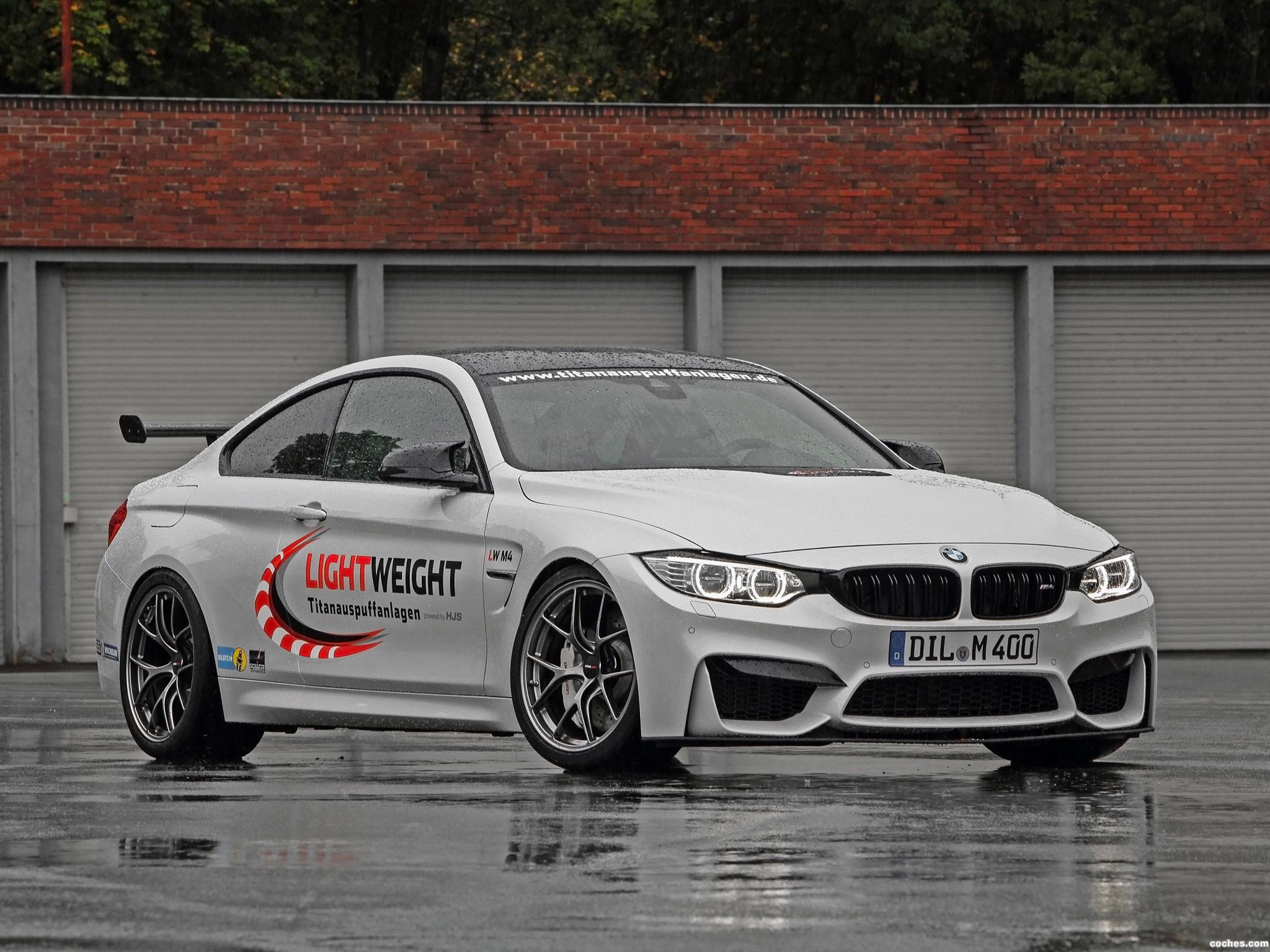 Foto 4 de BMW M4 LightWeight LW 2014
