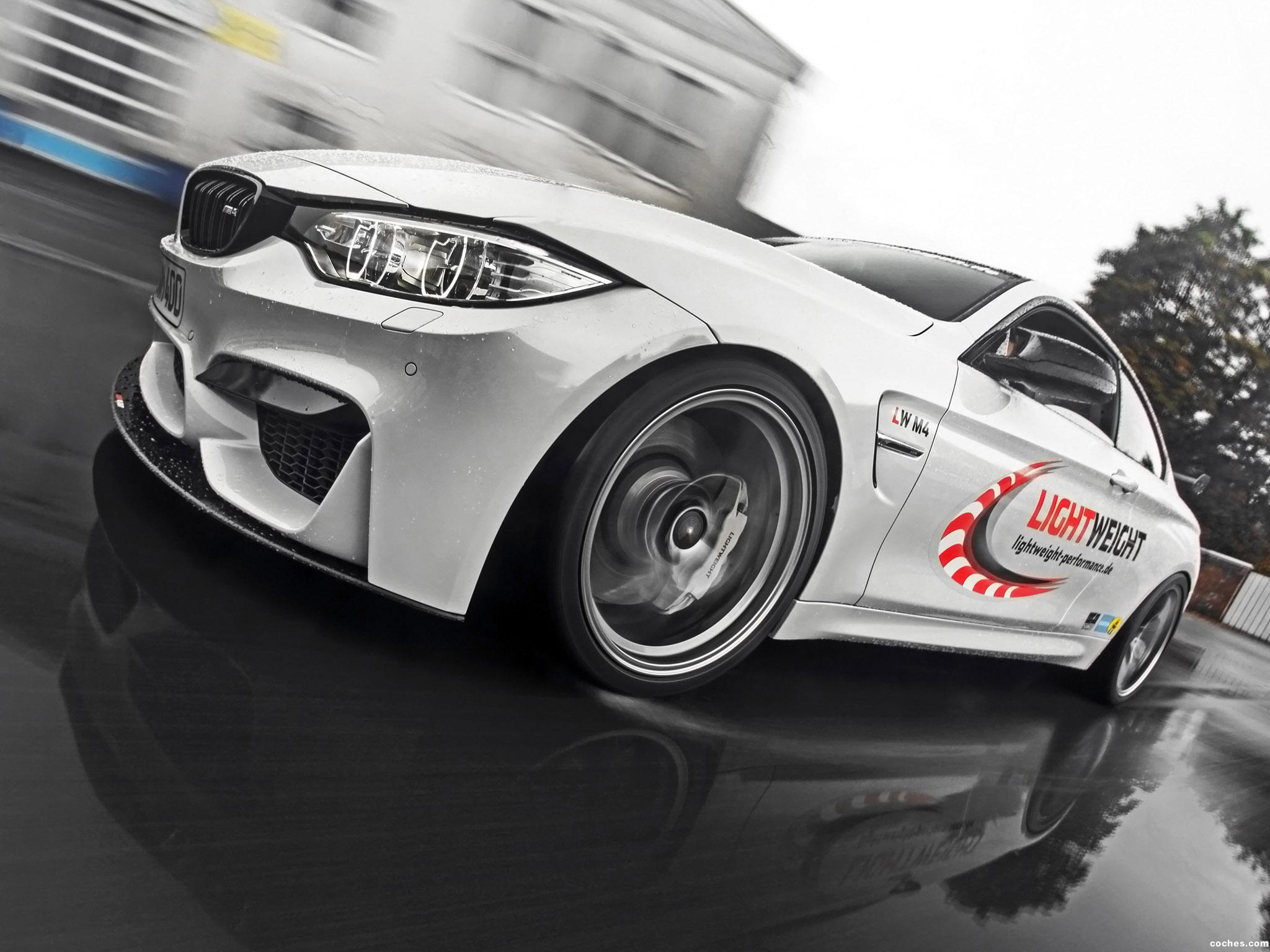 Foto 0 de BMW M4 LightWeight LW 2014
