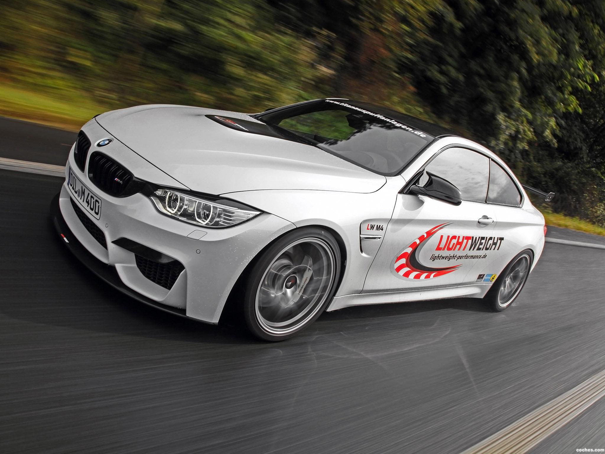 Foto 13 de BMW M4 LightWeight LW 2014