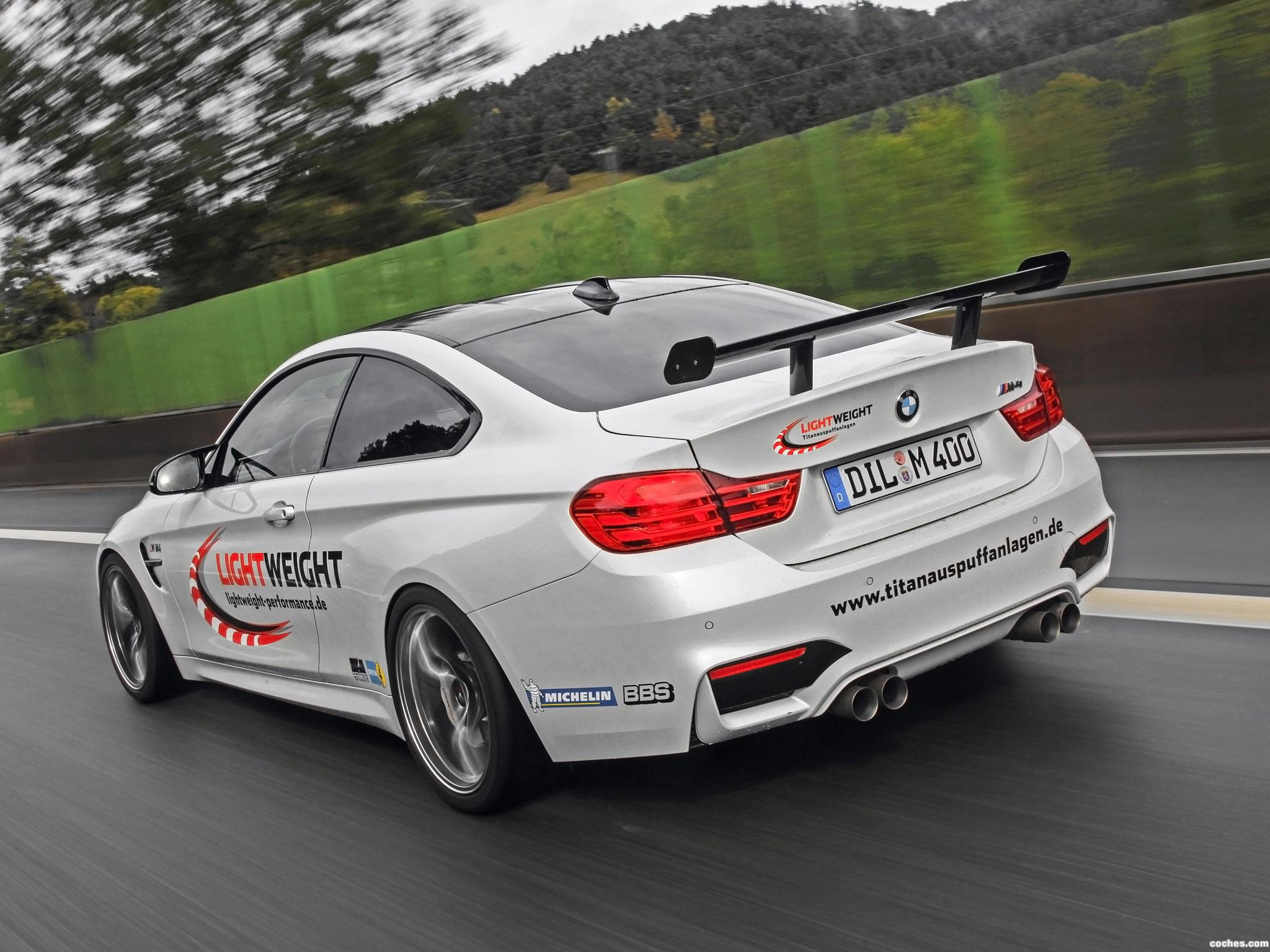 Foto 11 de BMW M4 LightWeight LW 2014