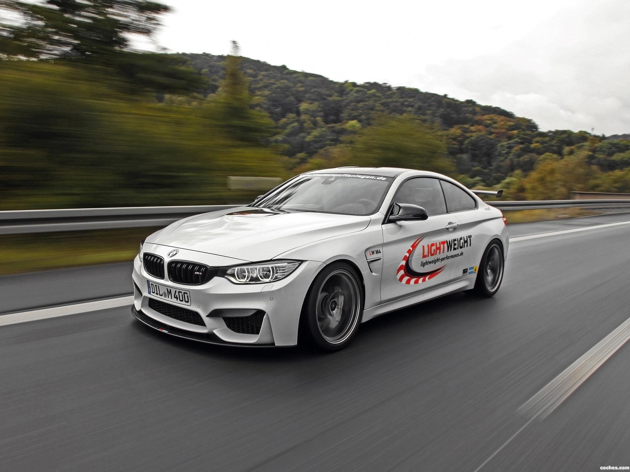 Foto 10 de BMW M4 LightWeight LW 2014