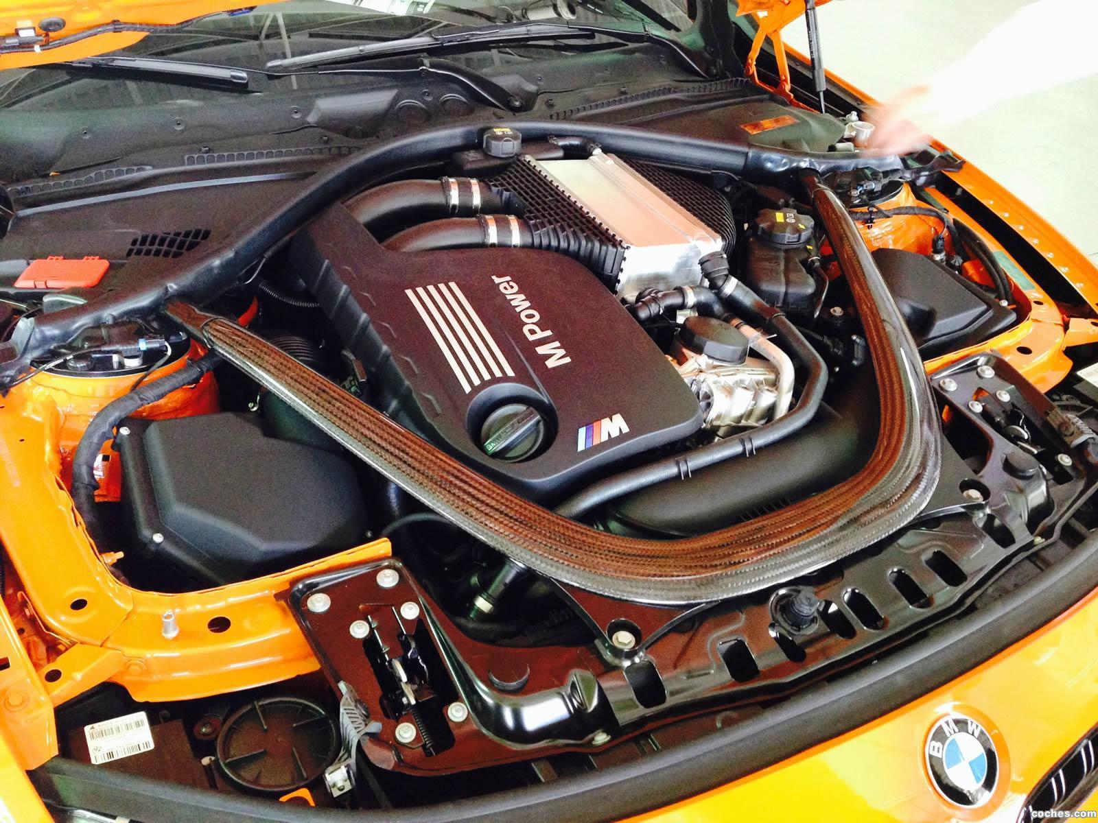 Foto 3 de BMW M4 Limerock Special Edition F83 2014