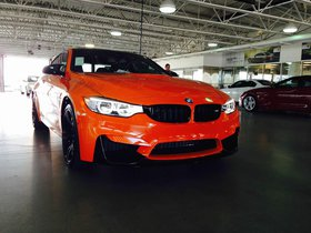 Ver foto 3 de BMW M4 Limerock Special Edition F83 2014