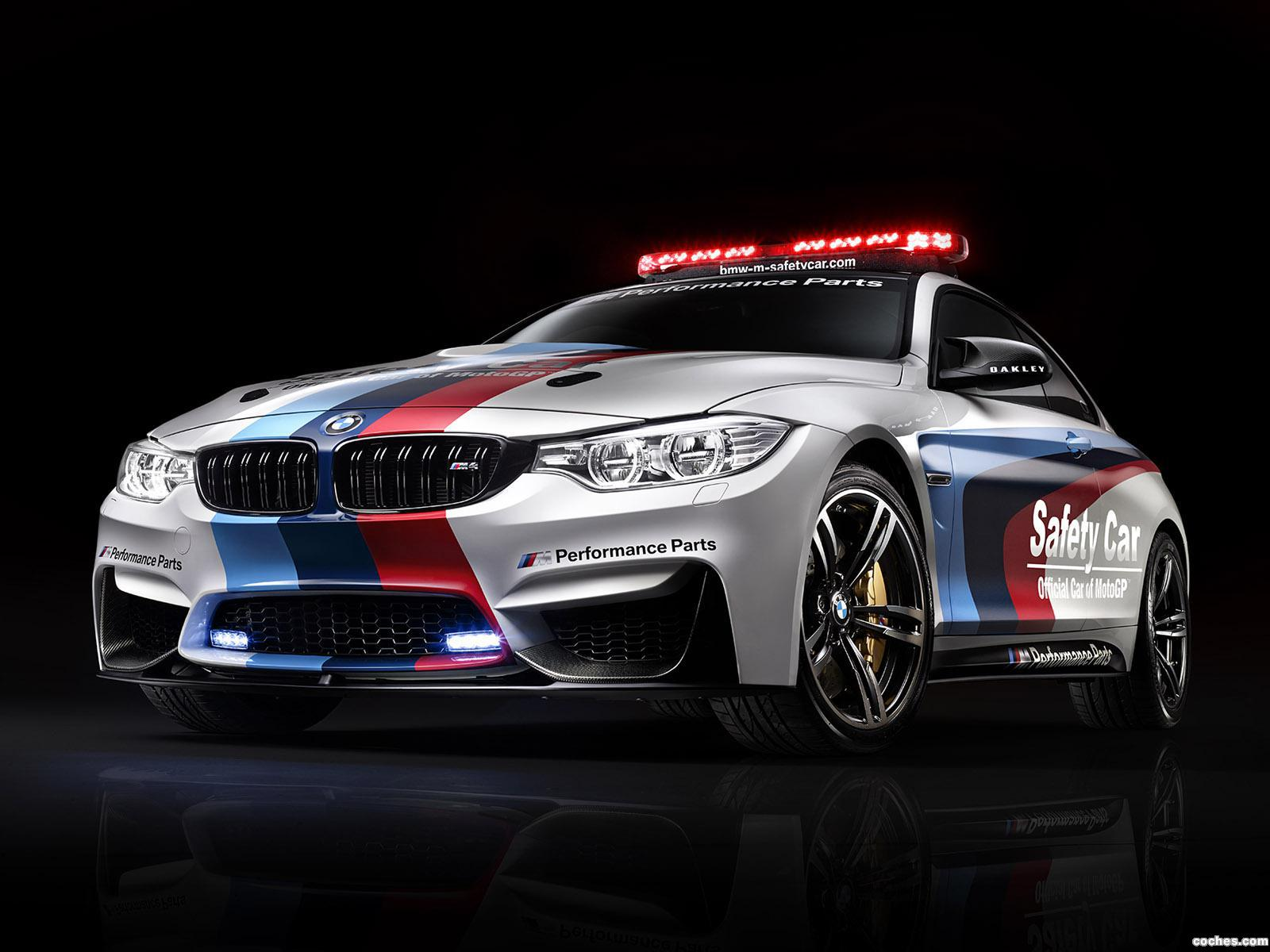 Foto 0 de BMW M4 MotoGP Safety Car F82 2014