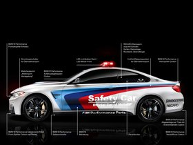 Ver foto 4 de BMW M4 MotoGP Safety Car F82 2014