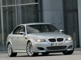 Ver foto 22 de BMW M5 2004
