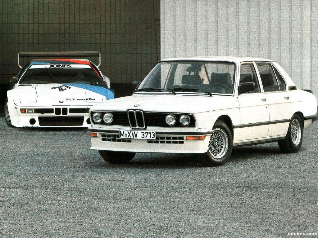 Foto 3 de BMW M5 535i E12 1980