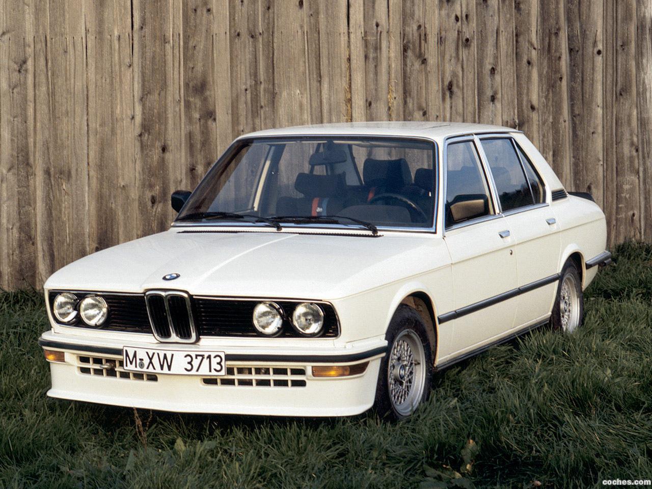 Foto 0 de BMW M5 535i E12 1980