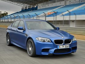 Ver foto 12 de BMW vM5 Competition Package F10 2013