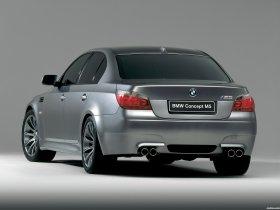 Ver foto 5 de BMW M5 Concept 2004