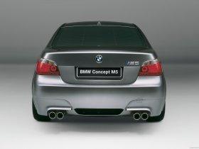 Ver foto 4 de BMW M5 Concept 2004