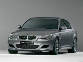 Fotos de BMW M5 Concept 2004