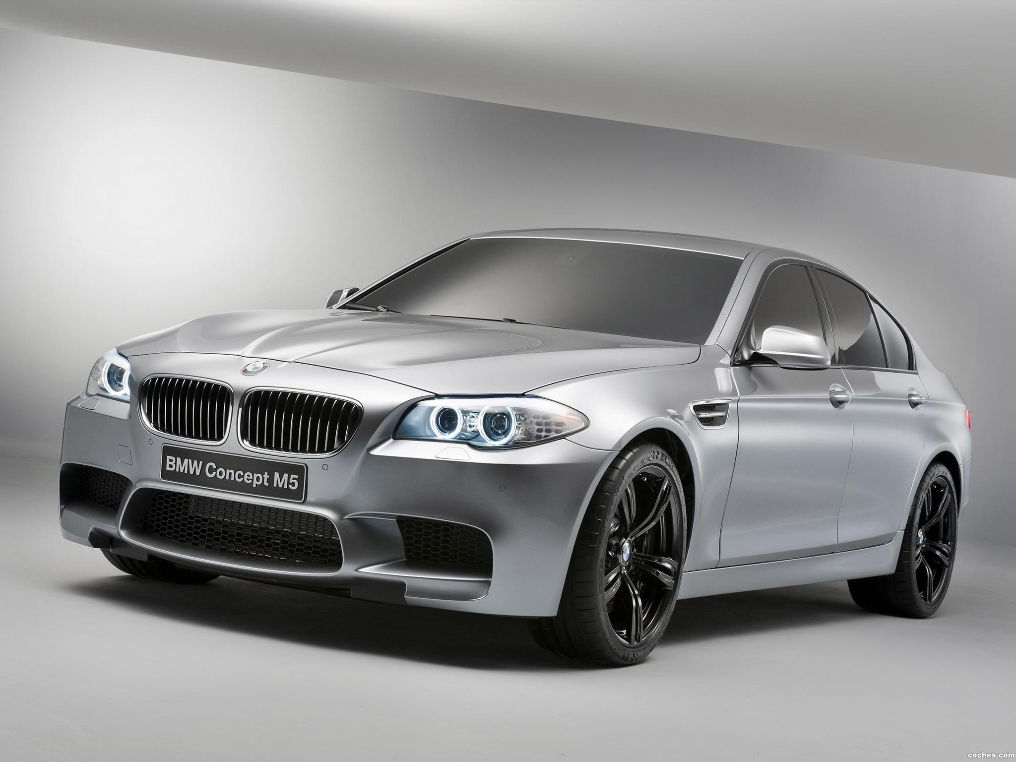 Foto 0 de BMW M5 Concept 2011