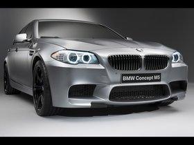 Ver foto 12 de BMW M5 Concept 2011