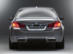 Ver foto 3 de BMW M5 Concept 2011