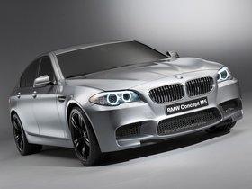 Ver foto 2 de BMW M5 Concept 2011