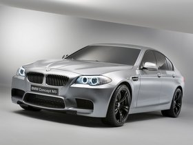 Fotos de BMW M5 Concept 2011