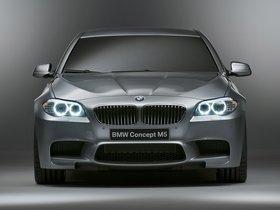 Ver foto 11 de BMW M5 Concept 2011
