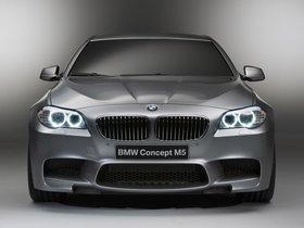 Ver foto 10 de BMW M5 Concept 2011