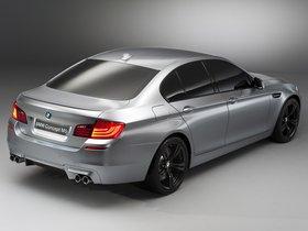 Ver foto 9 de BMW M5 Concept 2011